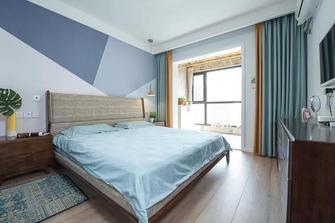 5-10万120平米三现代简约风格卧室图片