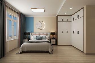 10-15万120平米三室两厅新古典风格卧室图片