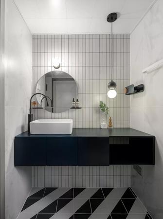 10-15万110平米三室一厅欧式风格卫生间设计图