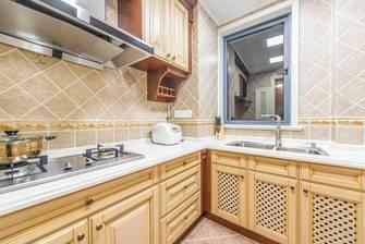10-15万80平米三美式风格厨房效果图