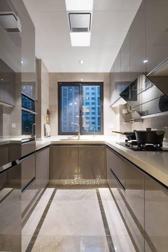 130平米四现代简约风格厨房装修图片大全