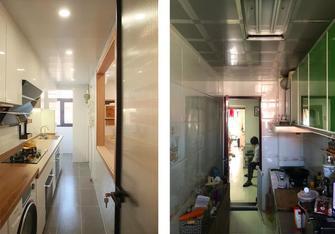 15-20万50平米小户型日式风格厨房图