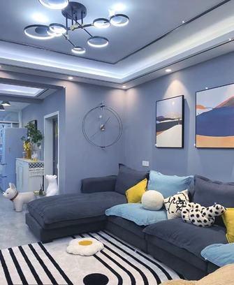 豪华型110平米四地中海风格客厅装修效果图