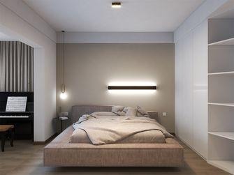 经济型80平米三室两厅日式风格卧室装修效果图