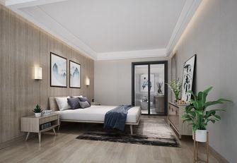 20万以上140平米四室两厅日式风格卧室欣赏图