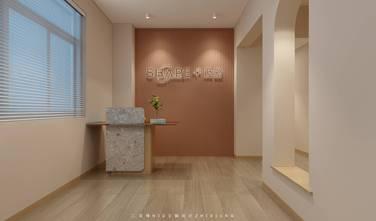 140平米公寓公装风格客厅欣赏图