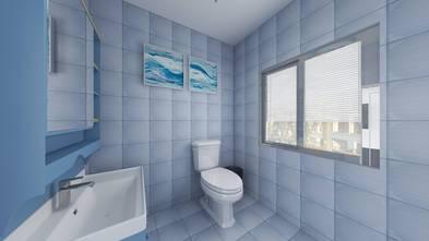 100平米三室一厅地中海风格卫生间装修图片大全