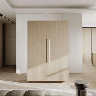 130平米三室一厅混搭风格客厅欣赏图