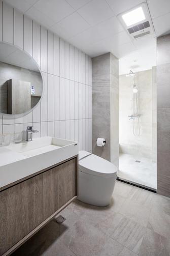 经济型100平米现代简约风格卫生间装修效果图