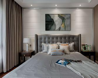 120平米四室一厅欧式风格卧室欣赏图