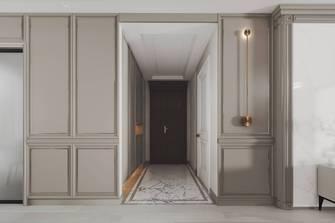 豪华型140平米美式风格玄关图片