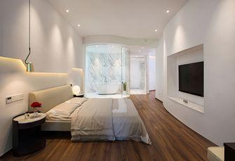 20万以上140平米别墅北欧风格卧室装修效果图