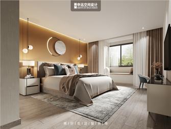 豪华型140平米别墅轻奢风格卧室图