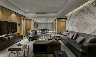 经济型60平米一室一厅现代简约风格客厅设计图