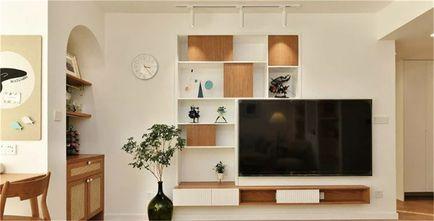 10-15万80平米三室一厅新古典风格客厅装修效果图