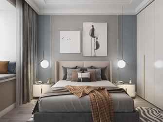 10-15万90平米现代简约风格卧室装修效果图