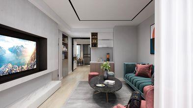 豪华型110平米现代简约风格阳台设计图