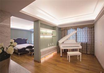 豪华型100平米法式风格卧室图
