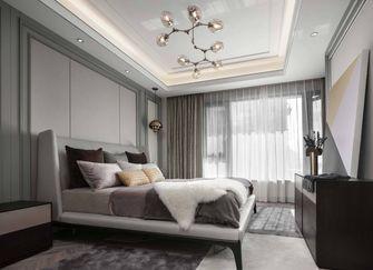 经济型110平米法式风格卧室欣赏图