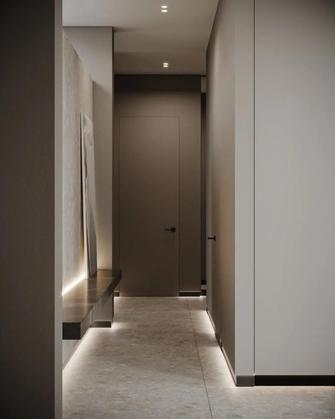 15-20万120平米三北欧风格玄关设计图