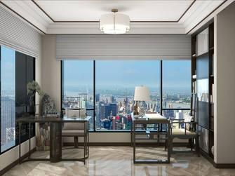 20万以上140平米复式中式风格阳光房设计图