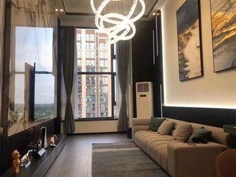 10-15万70平米一居室轻奢风格客厅设计图