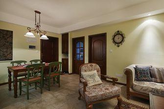110平米三混搭风格客厅图片大全