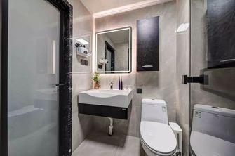 经济型110平米三室两厅现代简约风格卫生间装修案例