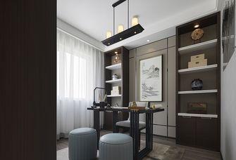 豪华型120平米三室两厅中式风格书房效果图