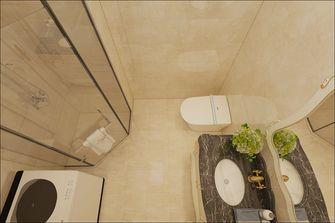 50平米欧式风格卫生间设计图