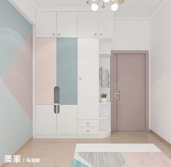 70平米现代简约风格青少年房设计图