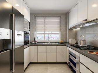 140平米四室两厅港式风格厨房设计图