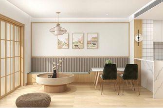 5-10万一室一厅日式风格客厅欣赏图
