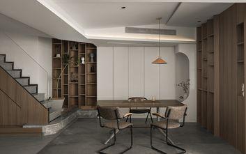 豪华型140平米三室三厅工业风风格客厅装修案例