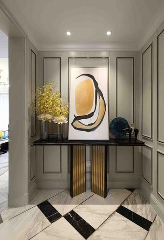 经济型130平米四室两厅法式风格玄关图片
