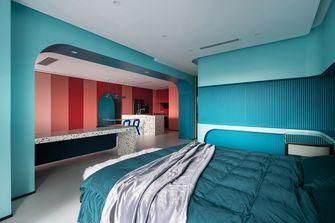 80平米公寓混搭风格卧室装修案例