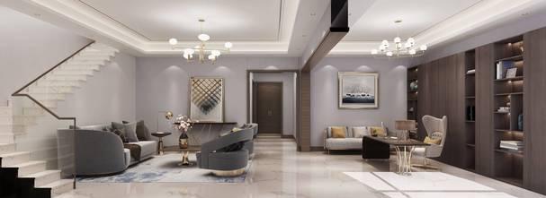 20万以上140平米别墅轻奢风格其他区域效果图