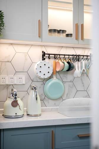 15-20万40平米小户型北欧风格厨房设计图