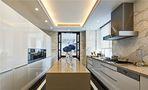 豪华型140平米四室两厅法式风格厨房设计图