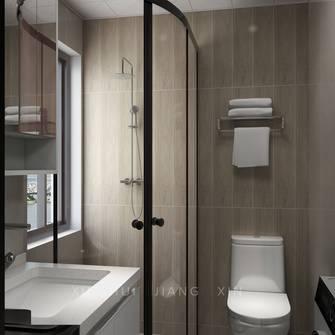 20万以上100平米三室三厅欧式风格卫生间装修图片大全