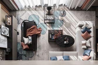20万以上140平米复式中式风格客厅装修图片大全