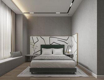 豪华型140平米三室两厅法式风格卧室图片大全