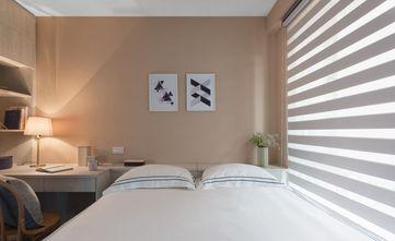 富裕型80平米北欧风格卧室装修图片大全