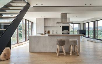 10-15万120平米三室两厅北欧风格厨房设计图