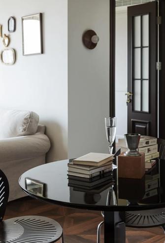 20万以上50平米一室一厅法式风格餐厅图