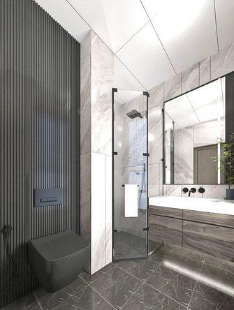 豪华型140平米三室两厅法式风格卫生间装修图片大全
