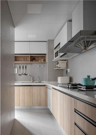 3-5万90平米北欧风格厨房效果图
