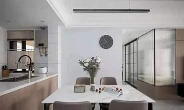 3-5万50平米一室两厅北欧风格餐厅图片大全