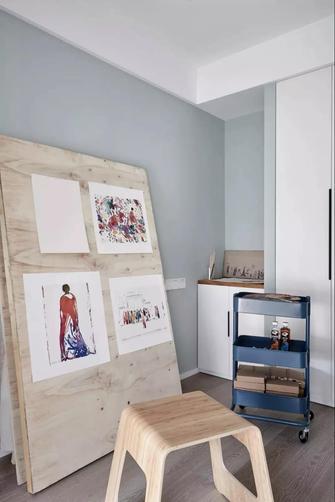 120平米三现代简约风格阳光房图片