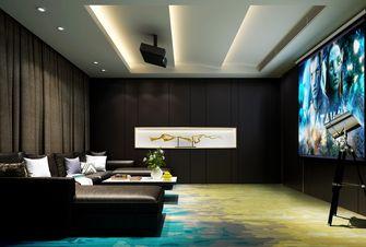140平米中式风格影音室效果图